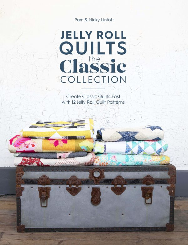 Jelly Roll Quilts Complete collection
