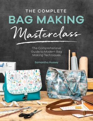 Complete Bag Making Masterclass Book