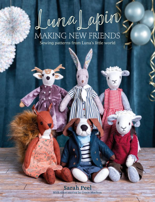 Luna Lapin Making New Friends Books