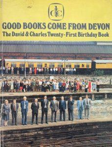 Good Books Come From Devon