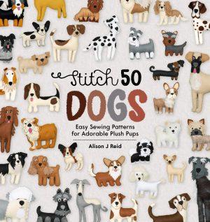 Stitch 50 Dogs book