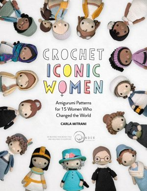 Crochet Iconic Women Book