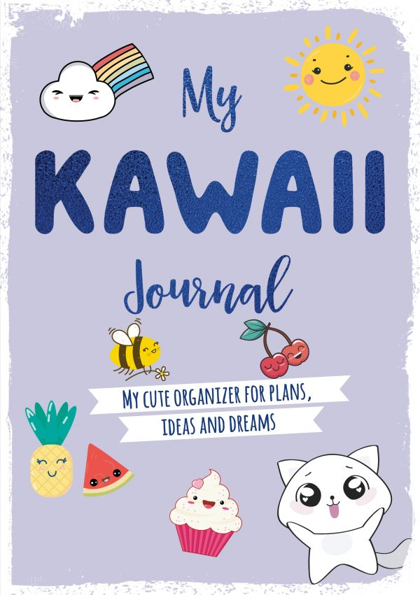Kawaii Journal for gift