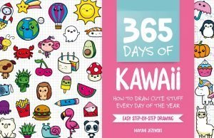 365 days of kawaii book