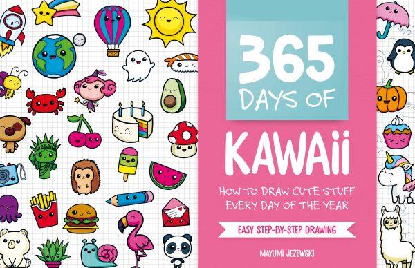 365 days of kawaii book
