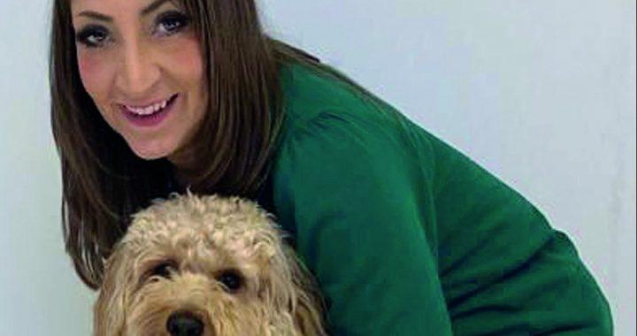 Alison J Reid, Author of Stitch 50 Dogs