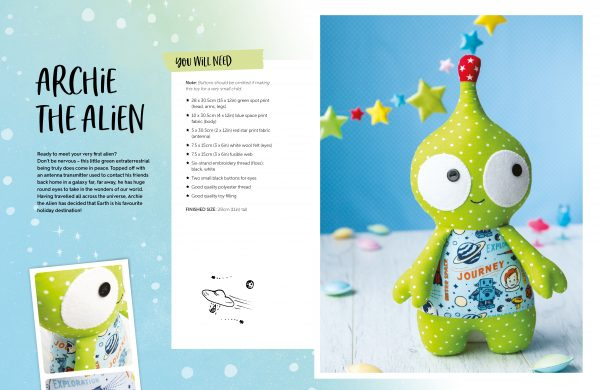 supercute sewing book