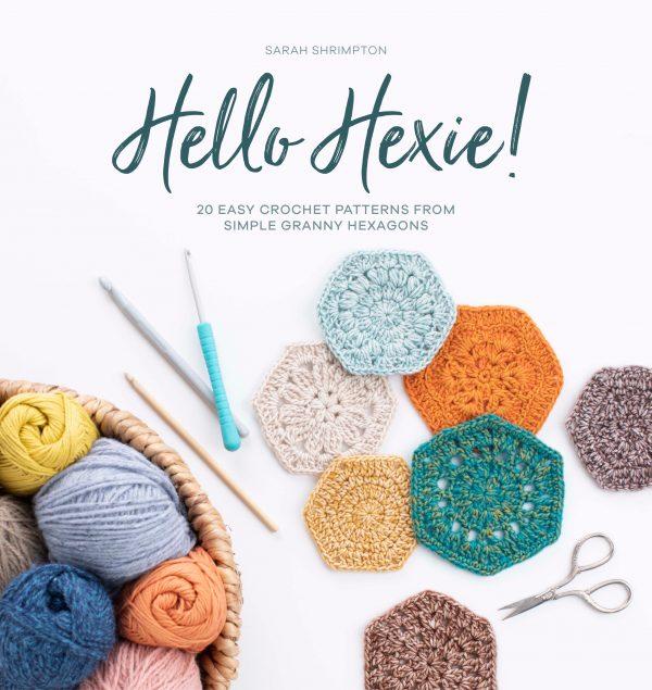 Hello Hexie Book by Sarah Shrimpton