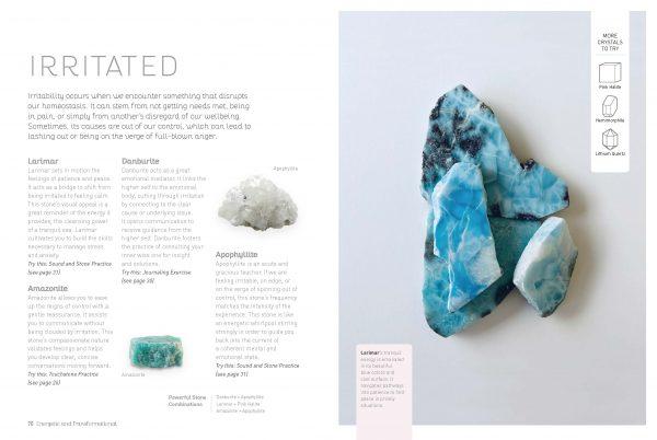 Mood Crystals contents