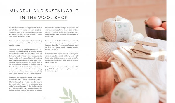 Sustainable Knitting for Beginners and Boyond
