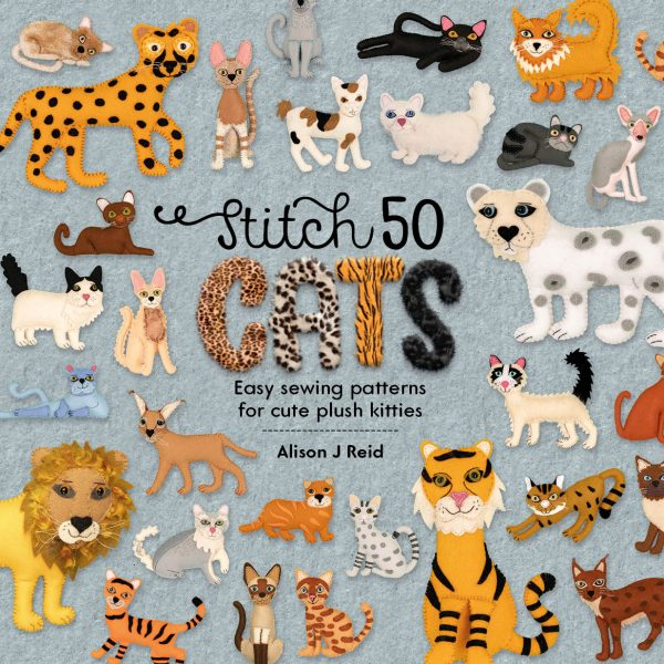 stitch 50 cats