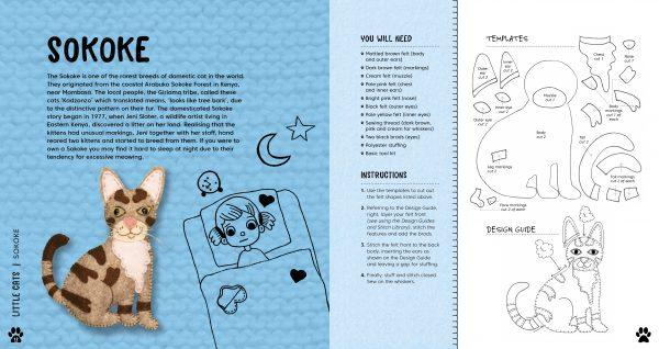 stitch 50 cats book