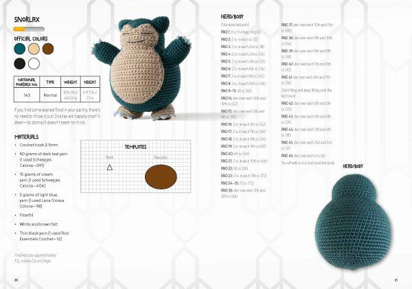 pokemon crochet kit book sabrina somers