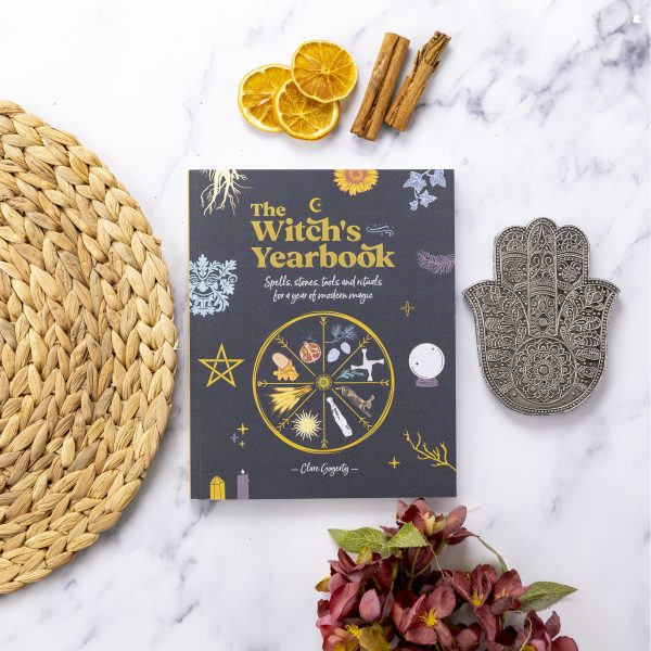 The witch's year book