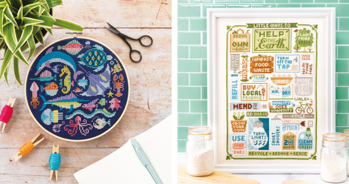 Cross Stitch for the Soul Book Emma Congdon