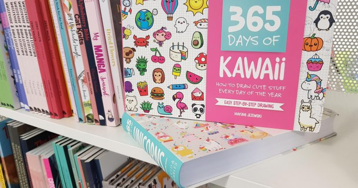 365 days of kawaii drawing