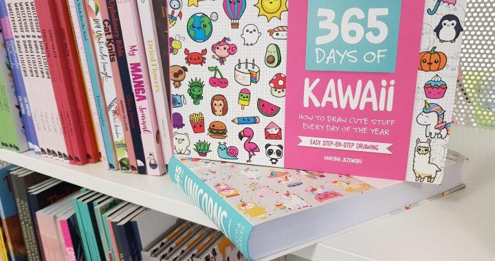 365 days of kawaii drawing