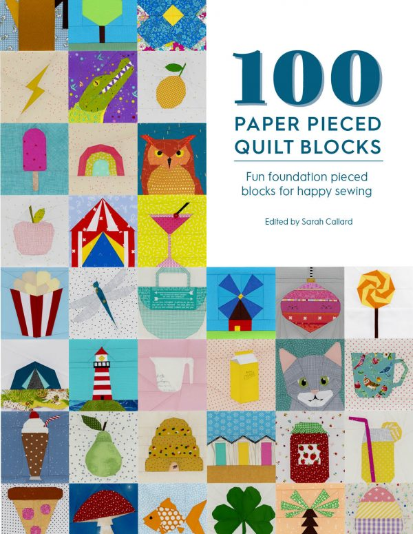 100 paper pieced quilts