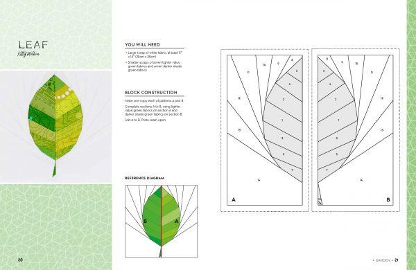 100 paper pieced quilt block ideas