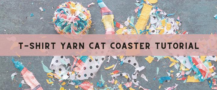 cat coaster tutorial
