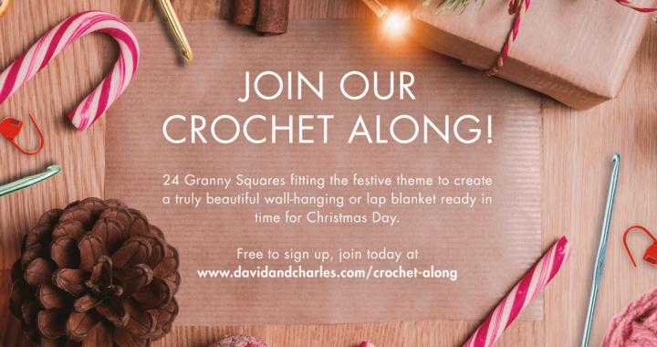 crochet along david and charles