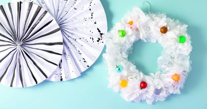 Zero Waste Christmas Wreath