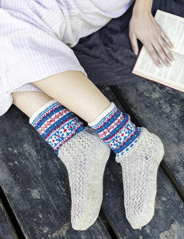 The Sock Knitting Bible